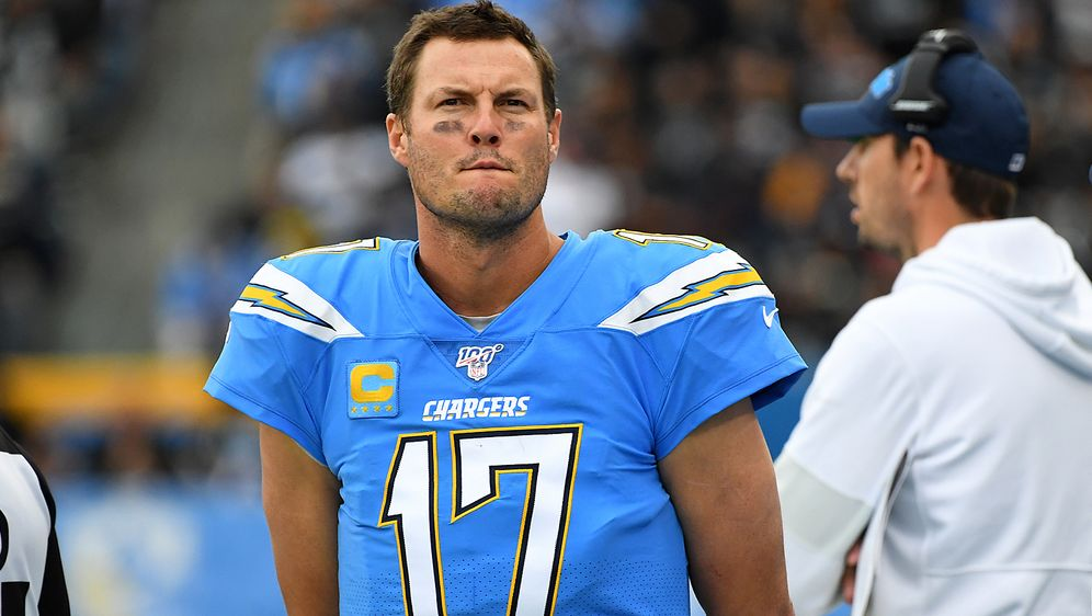Verlässt Kalifornien - und vielleicht auch die Los Angeles Chargers: Philip ... - Bildquelle: Getty Images