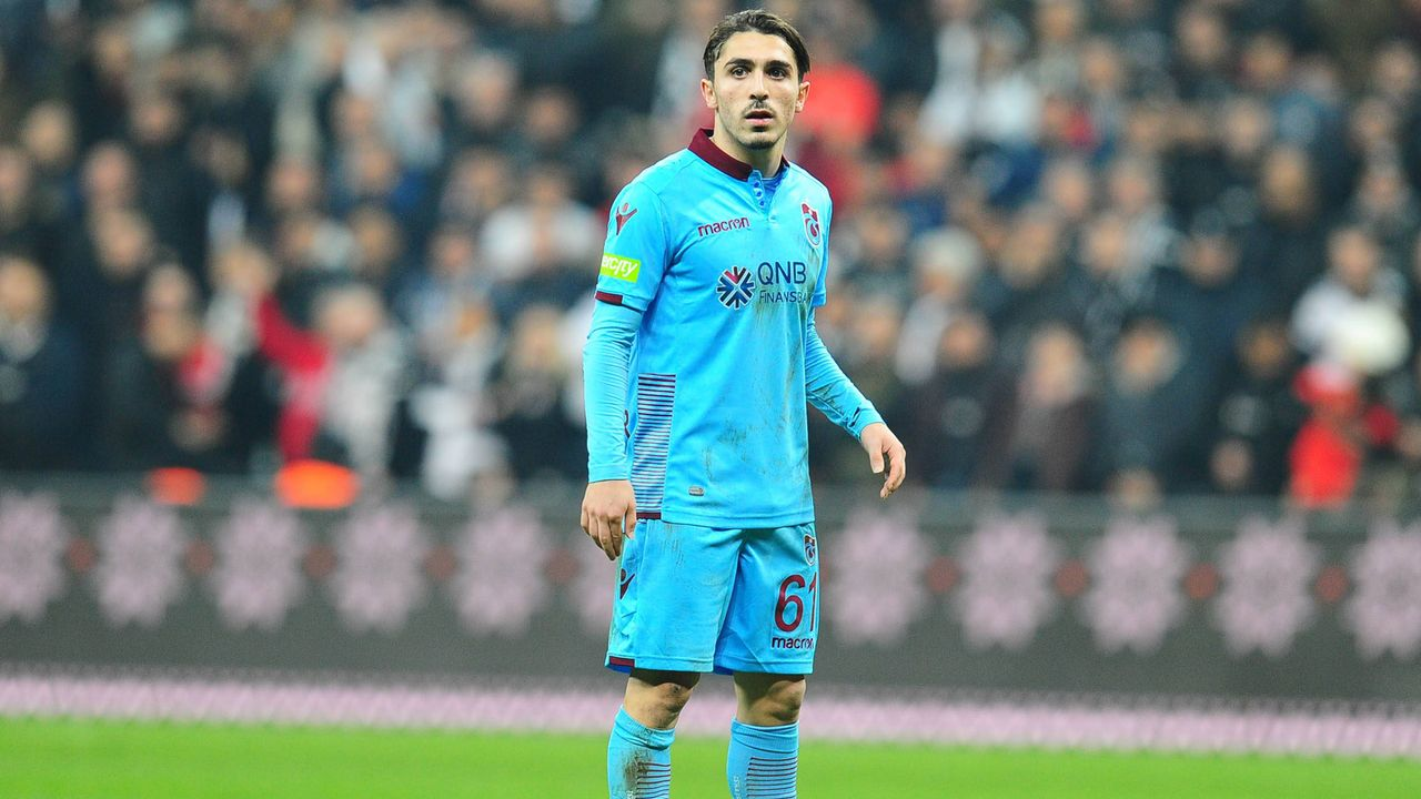 Abdülkadir Ömür (Trabzonspor/Türkei) - 9 Scorerpunkte - Bildquelle: imago/Seskim Photo