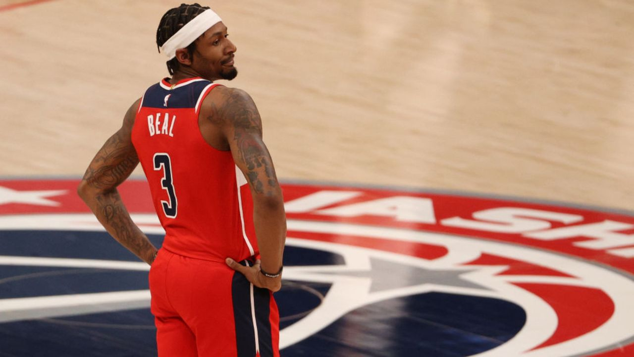 Bradley Beal (Washington Wizards/Starter) - Bildquelle: Getty