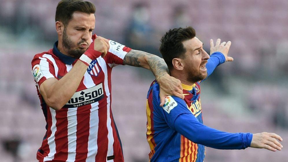 Atletico und Barca trennen sich 0:0 - Bildquelle: AFPSIDJOSEP LAGO