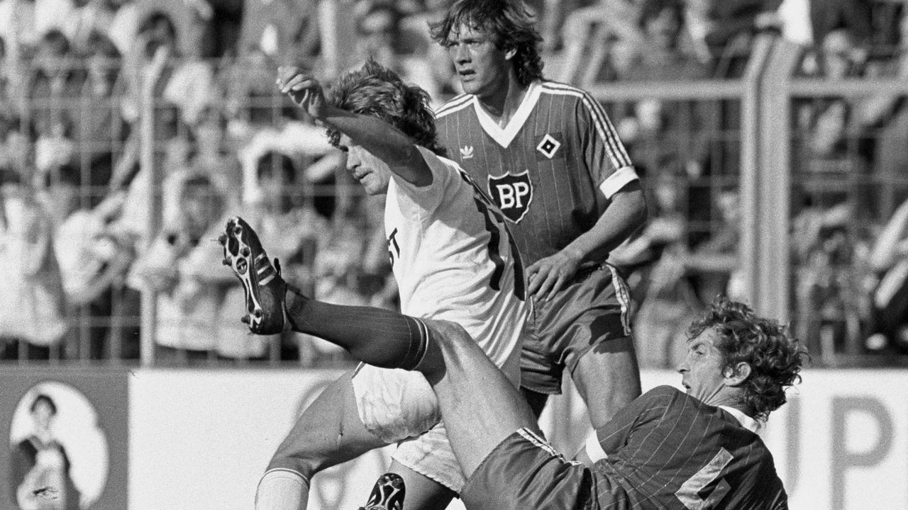 Platz 15: Christian Schreier (li.) - Bildquelle: 1981 Getty Images