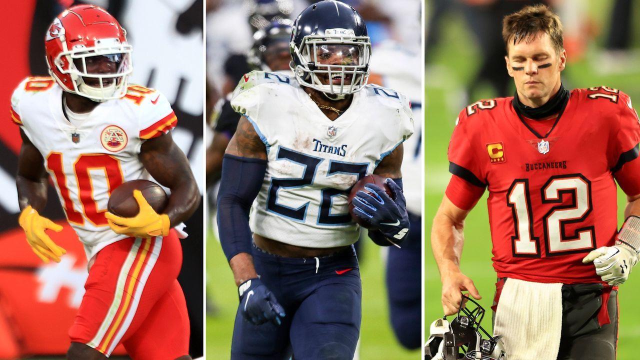 NFL: Die Gewinner und Verlierer aus Week 12 - Bildquelle: 2020 Getty Images