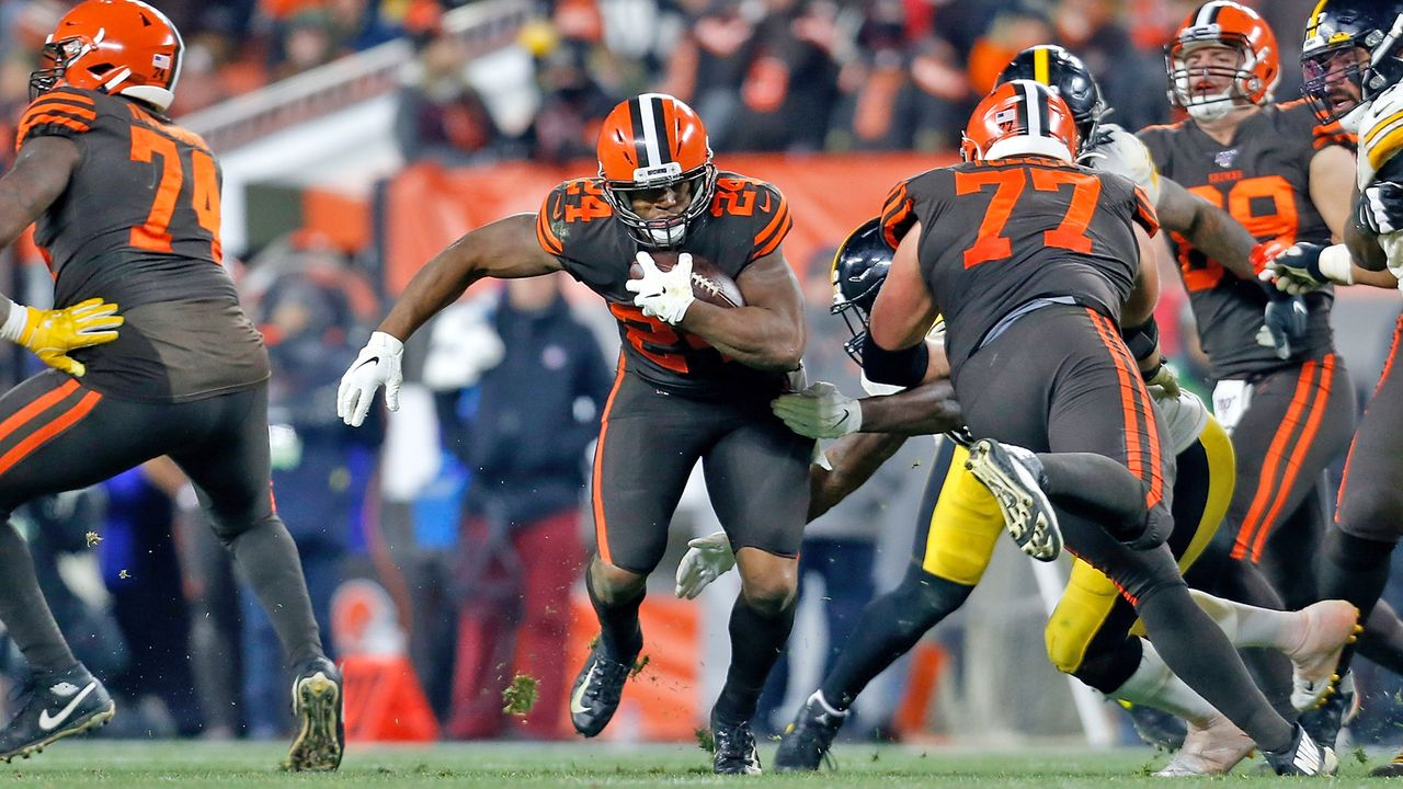 Rushing Offense: Cleveland Browns - Bildquelle: getty