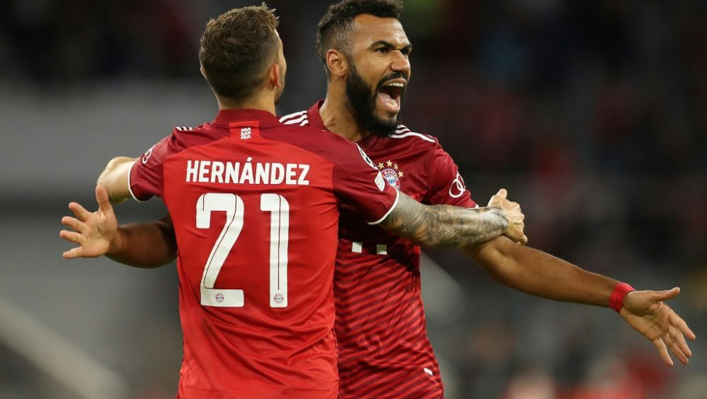 Bayern München ließ Dynamo Kiew keine Chance - Bildquelle: FIROFIROSID