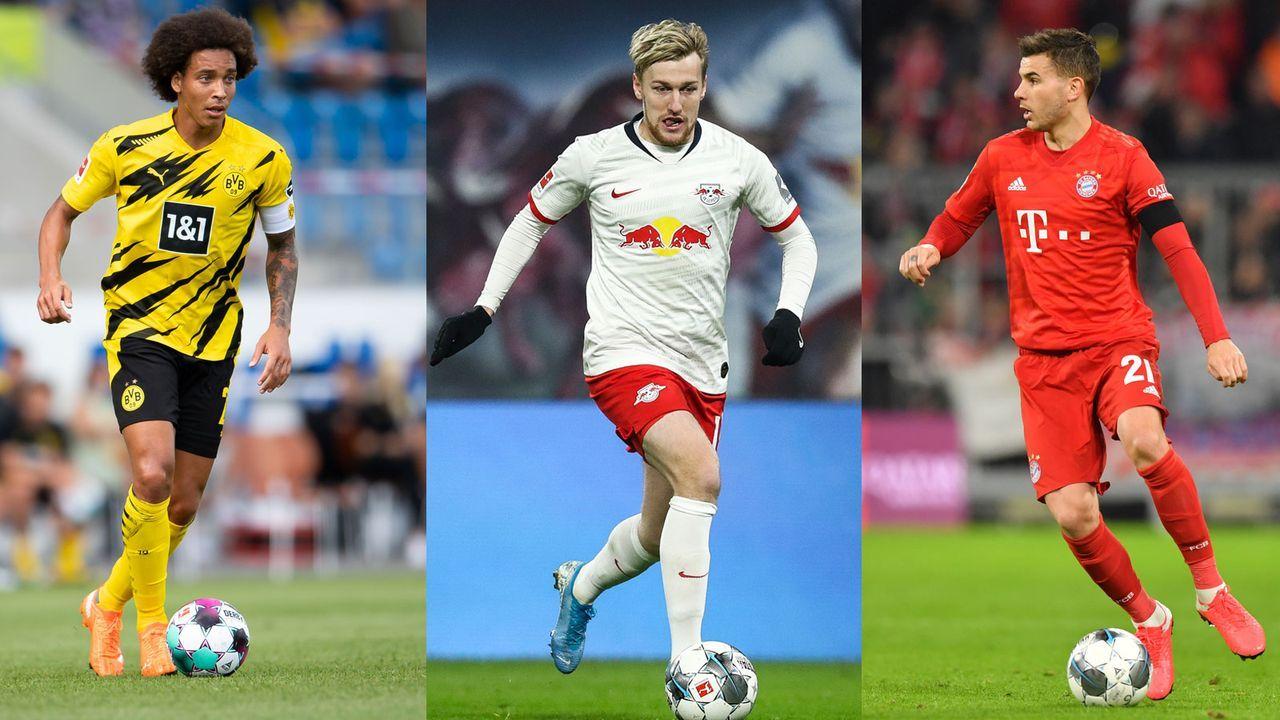 Bundesliga: Die 15 größten Marktwert-Verlierer - Bildquelle: Getty Images