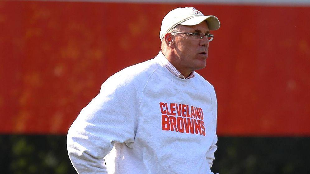 John Dorsey: Macher bei den Cleveland Browns. - Bildquelle: imago/Icon SMI