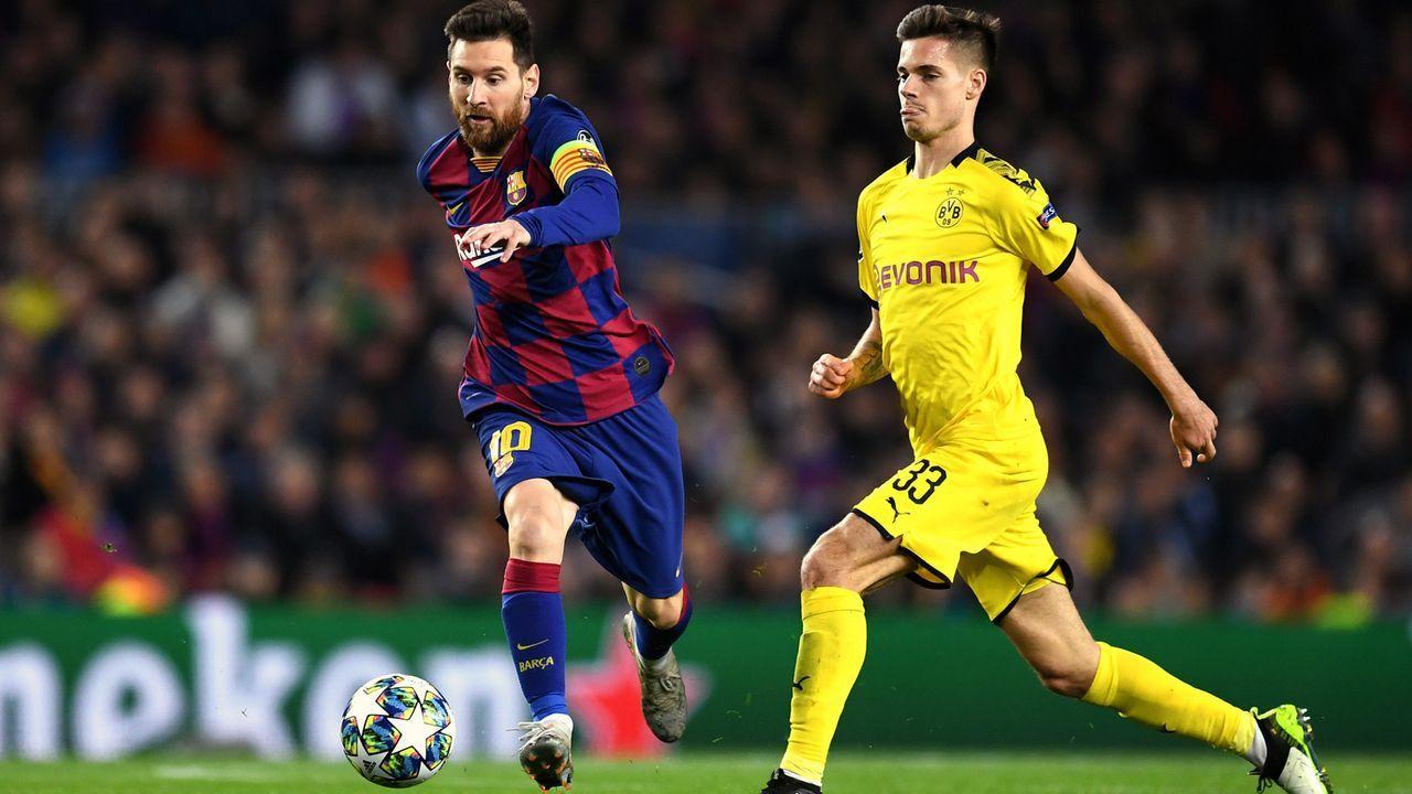 Julian Weigl (Borussia Dortmund) - Bildquelle: 2019 Getty Images