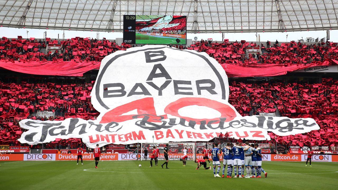 Bayer 04 Leverkusen - Bildquelle: 2019 Getty Images