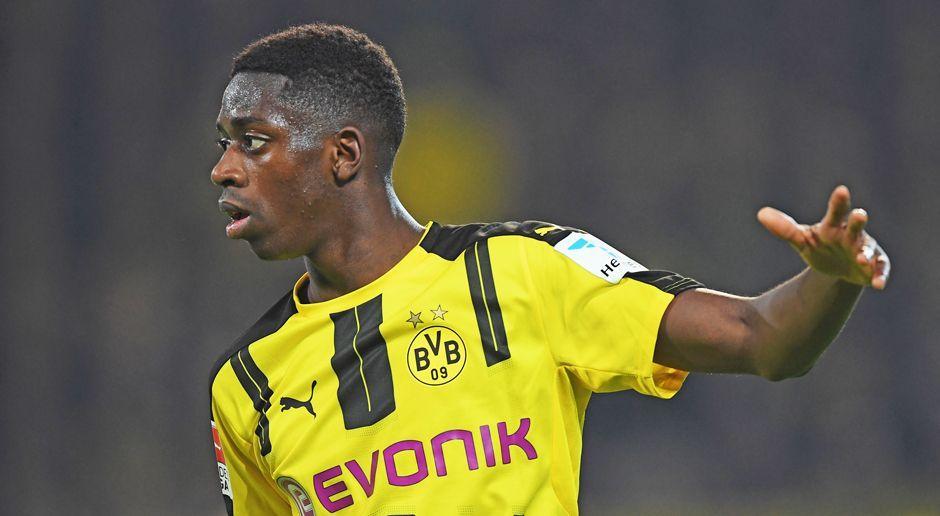Ousmane Dembele (Borussia Dortmund) - Bildquelle: 2016 Getty Images