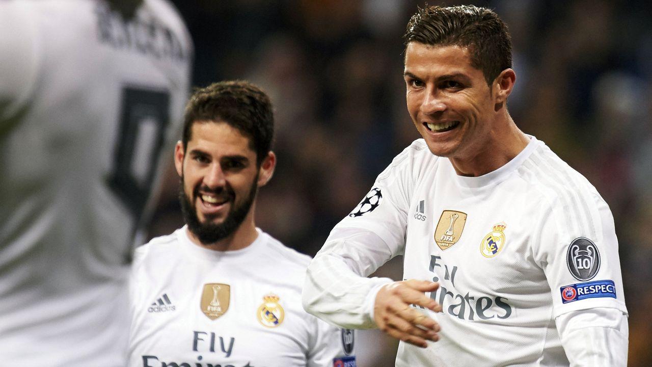 Cristiano Ronaldo (Real Madrid) - Bildquelle: imago/ZUMA Press