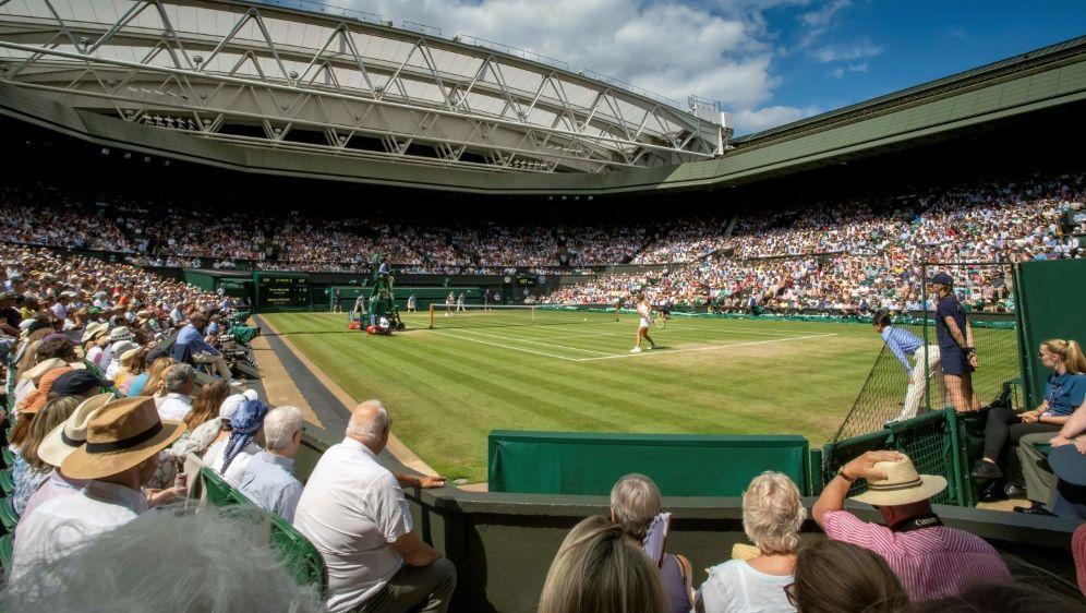 Dirk Hordorff hält Wimbledon-Absage für richtig - Bildquelle: PIXATHLONPIXATHLONSID