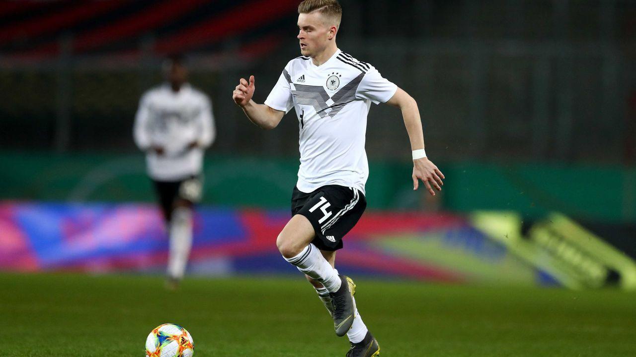 Maximilian Mittelstädt (Deutschland) - Bildquelle: 2019 Getty Images