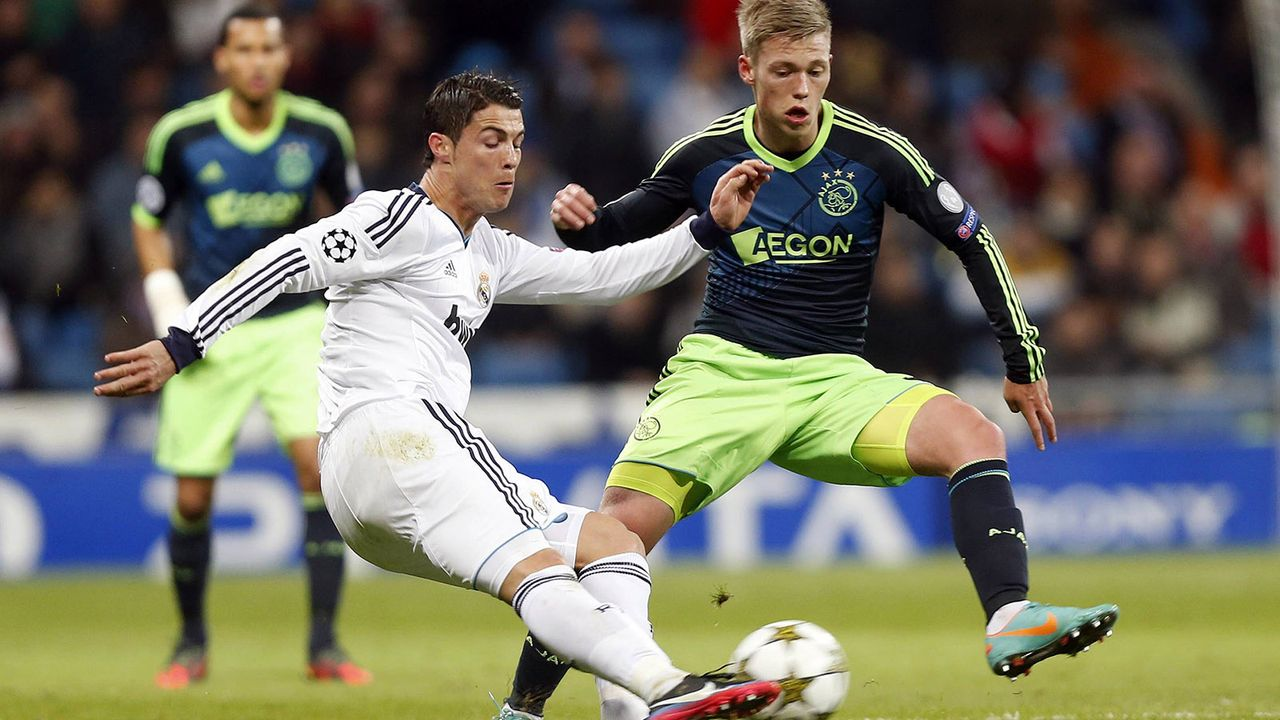 Platz 4: Ajax Amsterdam - Bildquelle: imago/Pro Shots