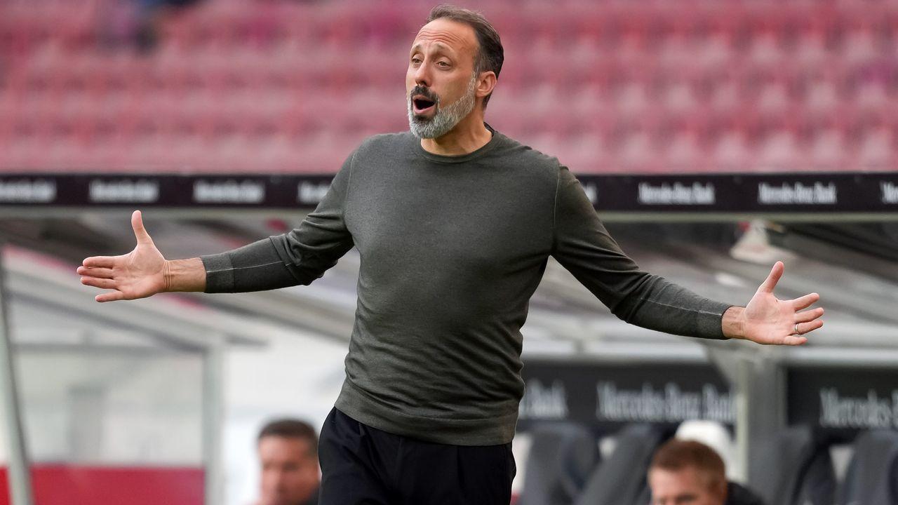 Pellegrino Matarazzo (VfB Stuttgart) - Bildquelle: 2021 Getty Images