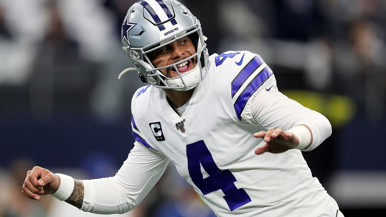 Dak Prescott (Dallas Cowboys) - Bildquelle: getty