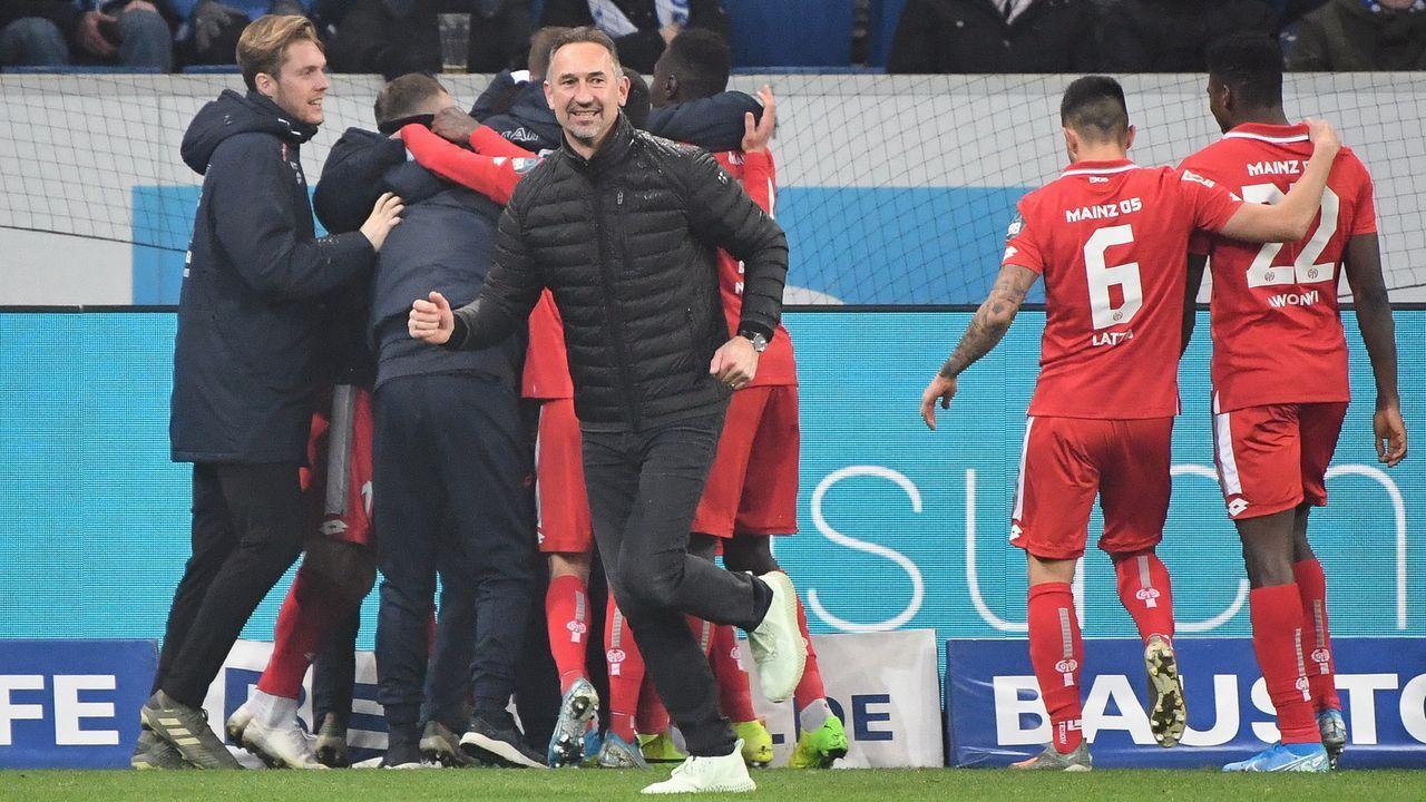 Mainz bei Beierlorzer-Debüt zum Auswärts-Unterzahl-Rekord - Bildquelle: imago images/Jan Huebner