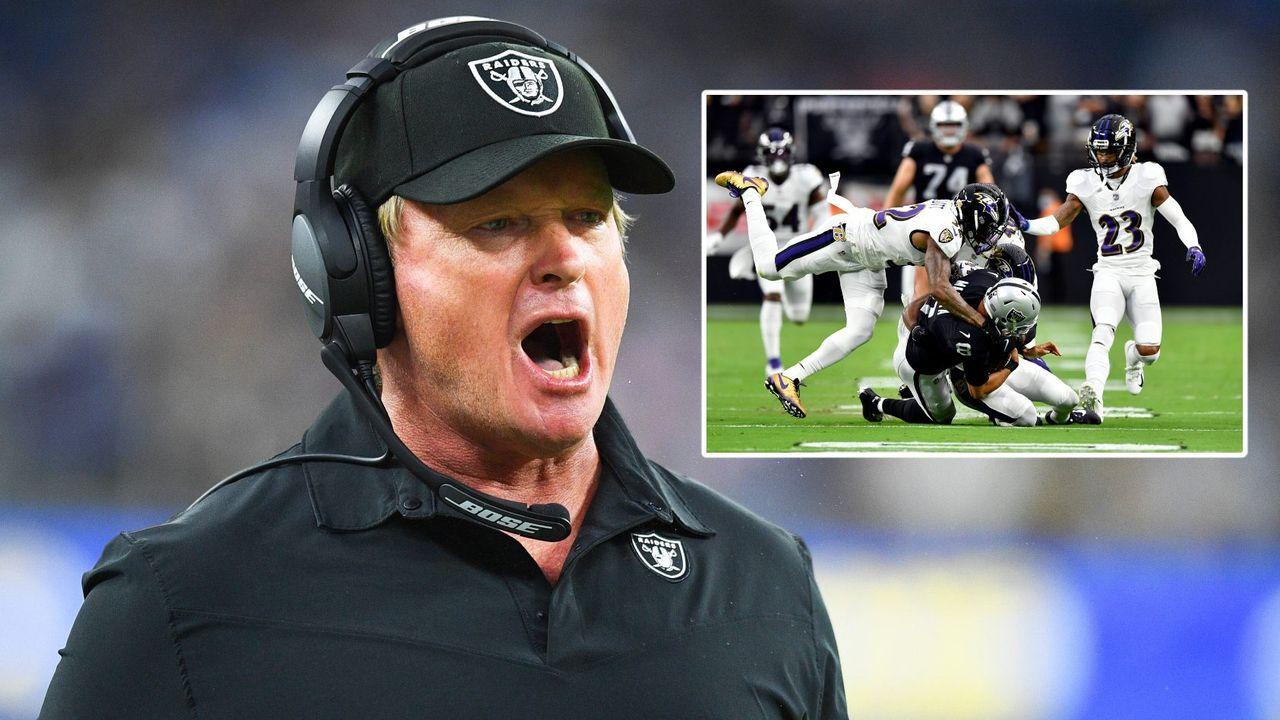 Raiders verschwiegen Mariota-Verletzung - Geldstrafe droht - Bildquelle: imago