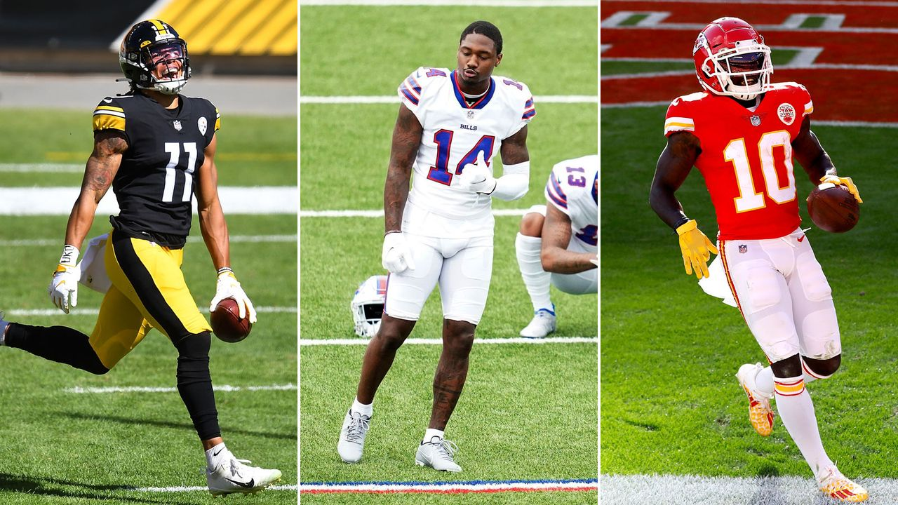 AFC - Wide Receivers (drei Spieler) - Bildquelle: Getty Images