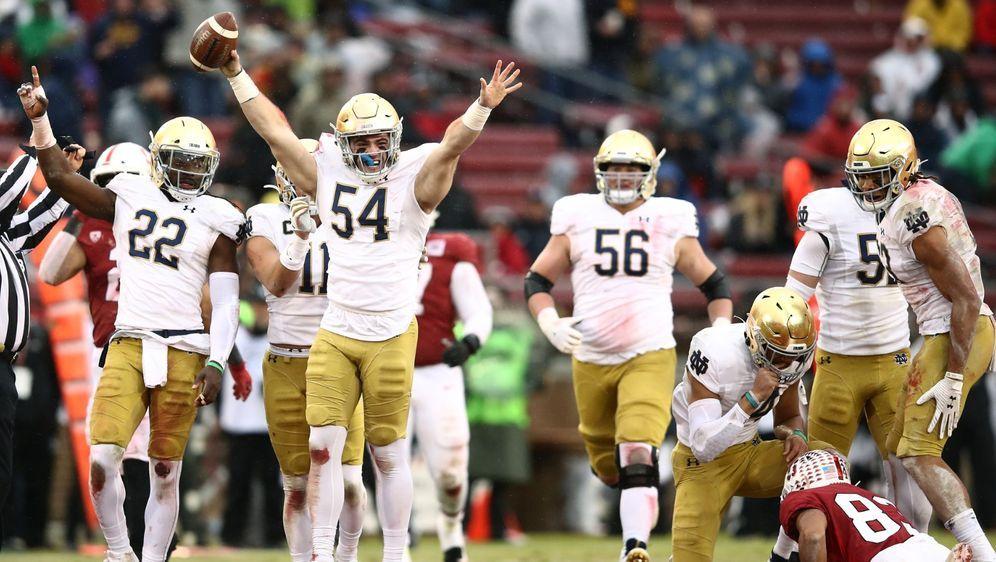 Notre Dame spielt 2020 in der ACC - Bildquelle: getty
