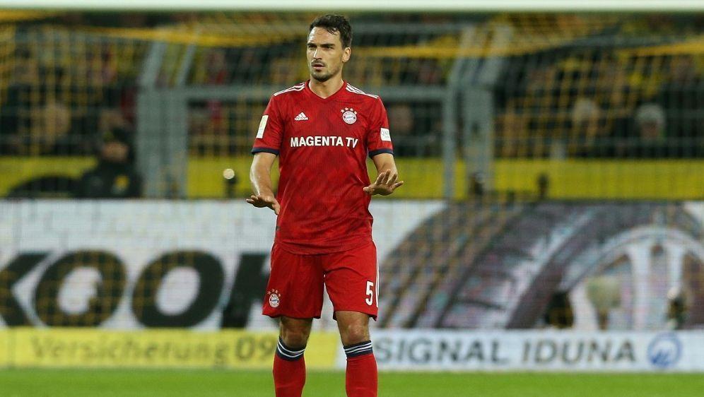 Mats Hummels kehrt nach drei Jahren zum BVB zurück - Bildquelle: FIROFIROSID