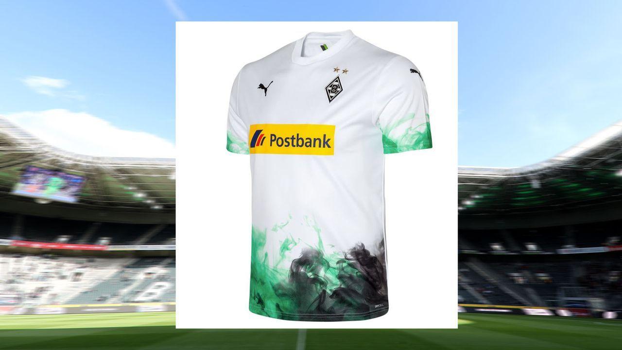 Die Trikots der Bundesliga Saison 20192020