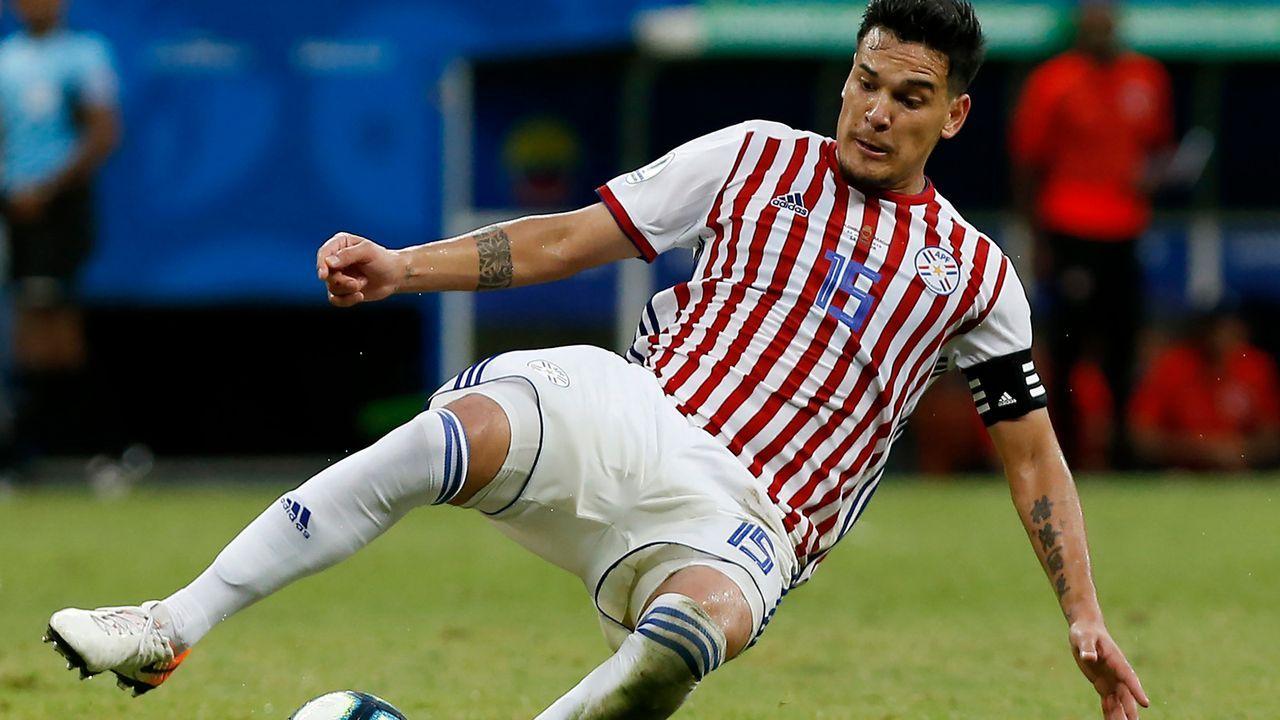 Platz 8: Paraguay - Bildquelle: 2019 Getty Images