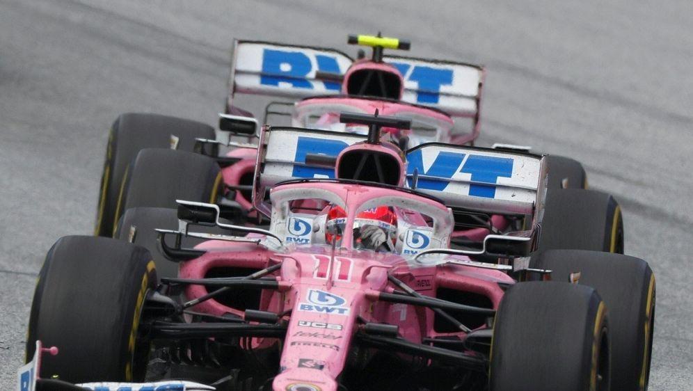 Racing Point reagiert auf Renault-Protest - Bildquelle: AFPSIDLEONHARD FOEGER