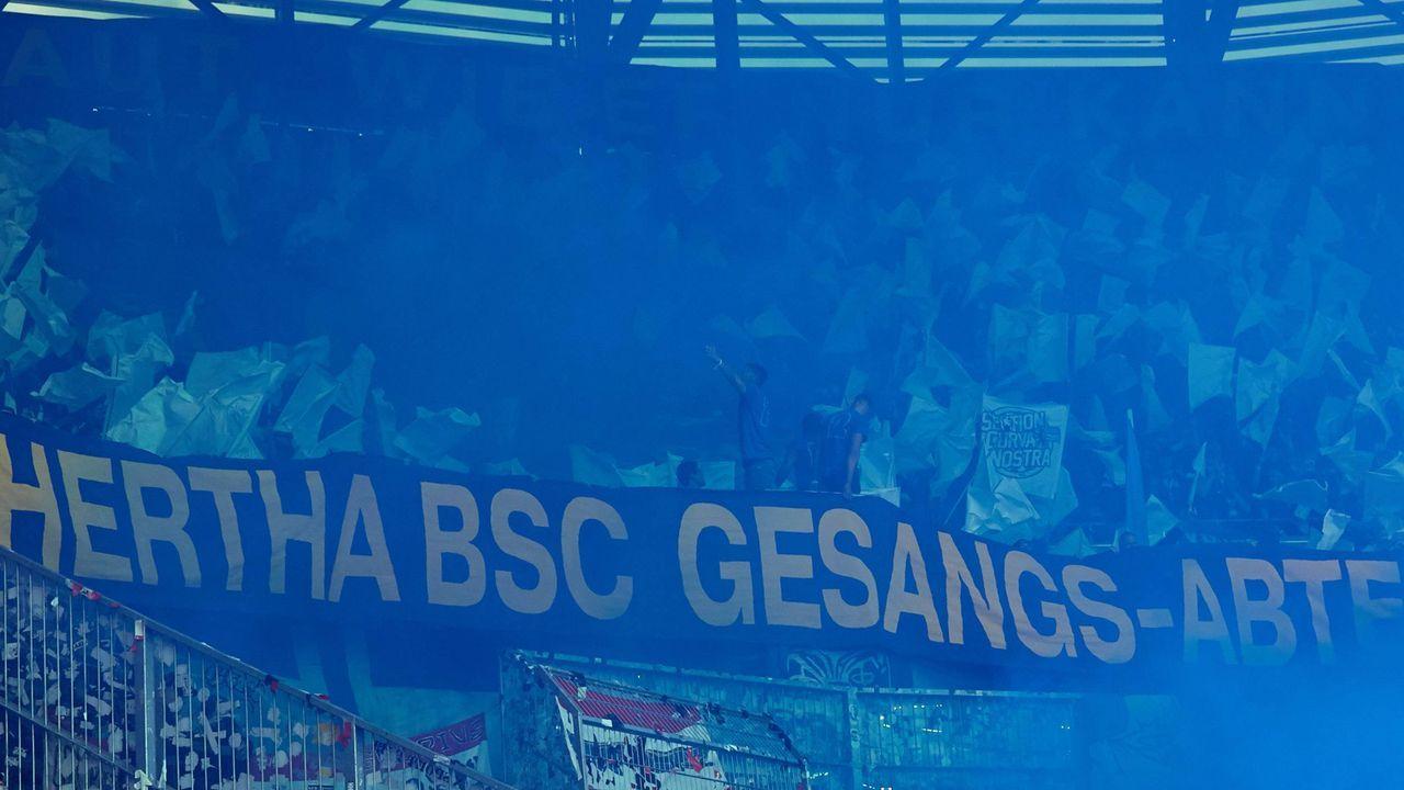Platz 8: Hertha BSC - Bildquelle: imago images / DeFodi