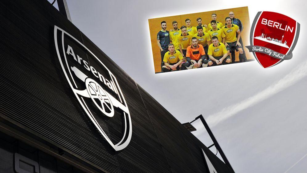 Der Futsal-Klub Arsenal Berlin musste sich wegen des FC Arsenal umbenennen. - Bildquelle: Getty Images / http://arsenal-berlin.com/
