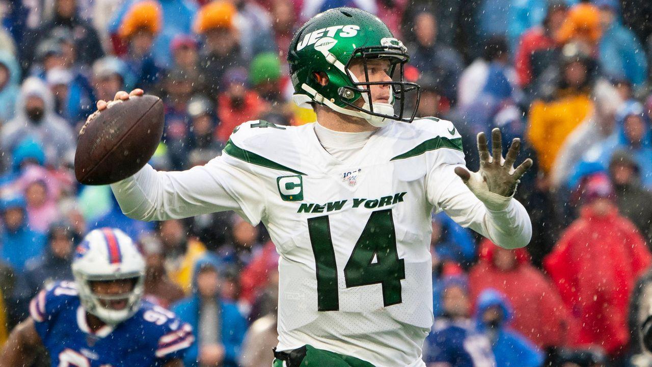 Sam Darnold (New York Jets) - Bildquelle: imago