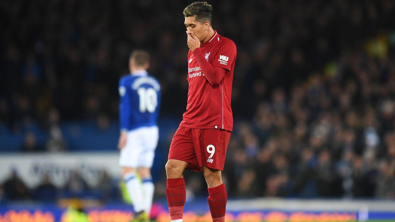 Platz 6 - Roberto Firmino (FC Liverpool) - Bildquelle: 2019 Getty Images