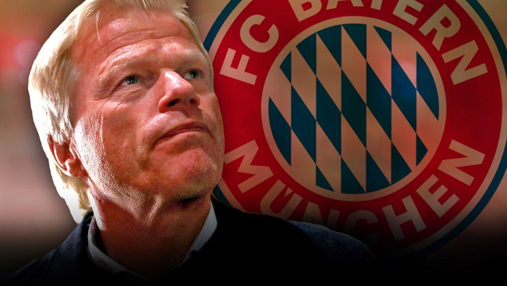 Oliver Kahn will den FC Bayern in eine neue Zukunft führen - Bildquelle: getty