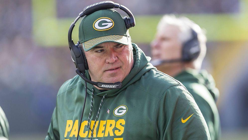 Musste als zweiter Head Coach mit Super-Bowl-Titel während einer Saison sein... - Bildquelle: imago