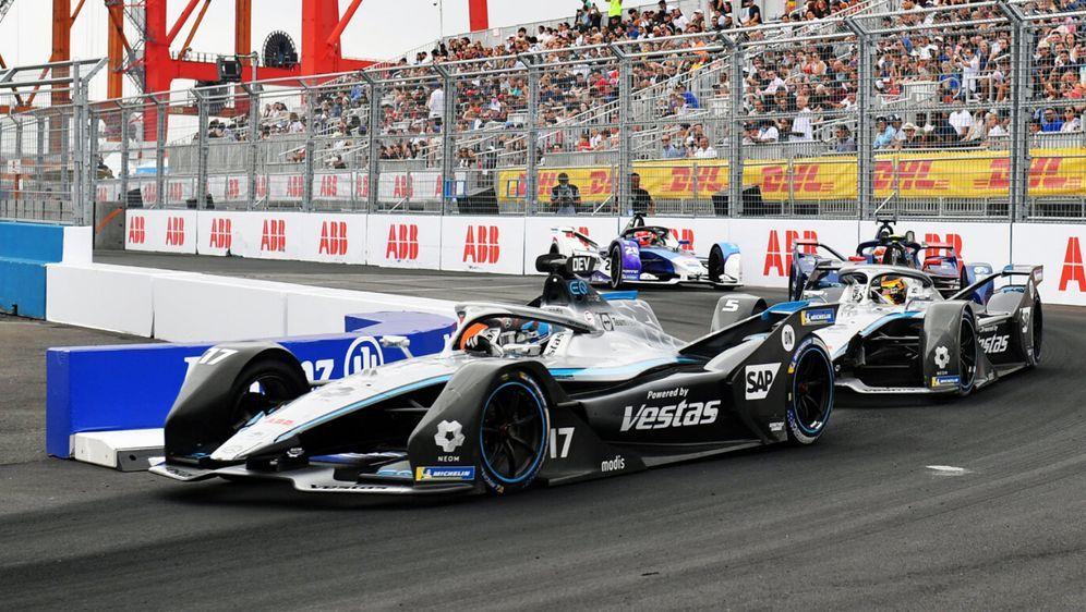 Bei den Formel-E-Rennen in London wird die Energiemenge reduziert - Bildquelle: Motorsport Images