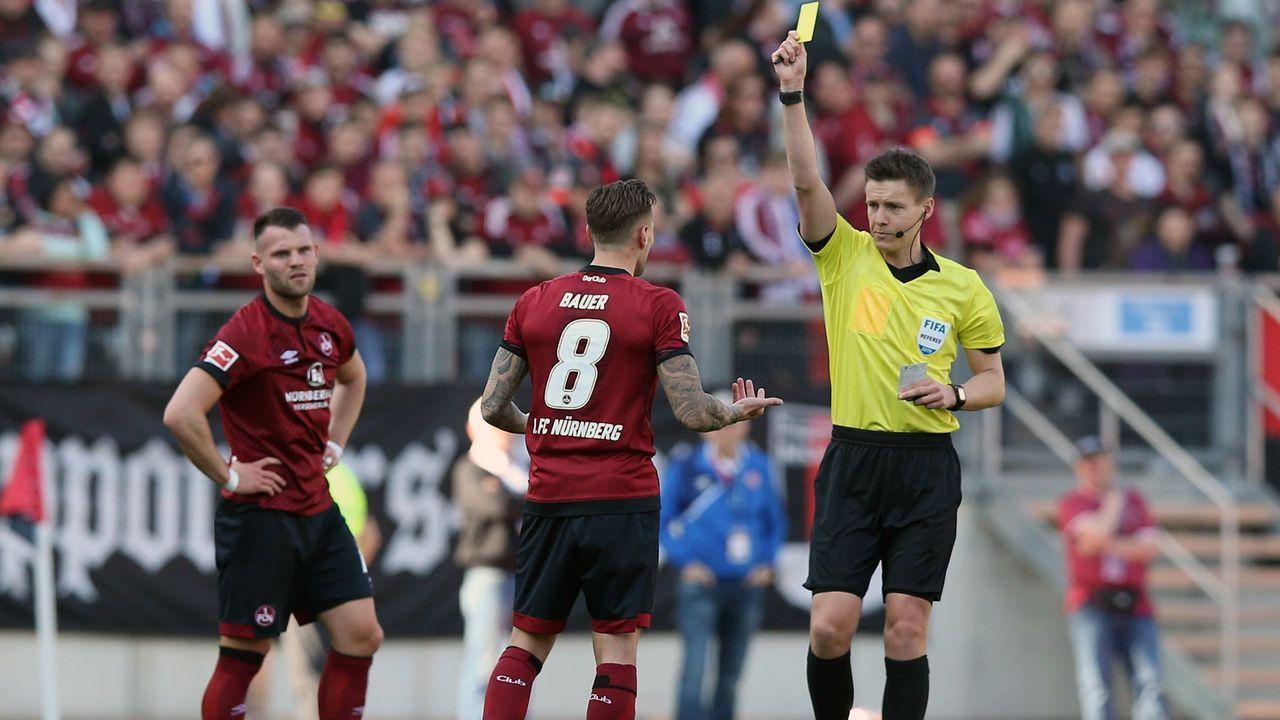Platz 4 - 1. FC Nürnberg (75 Punkte) - Bildquelle: imago images / Zink