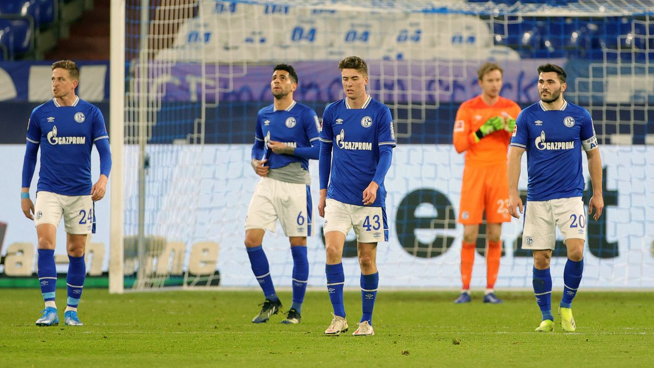 FC Schalke 04 - Bildquelle: 2021 Getty Images