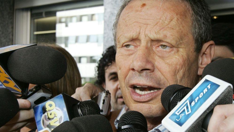 Langjähriger Klubchef Maurizio Zamparini - Bildquelle: AFPSIDPACO SERINELLI