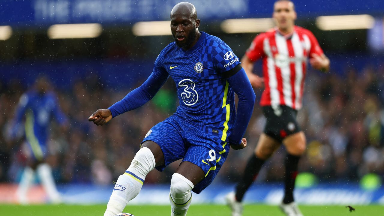 Romelu Lukaku (FC Chelsea) - Bildquelle: 2021 Getty Images