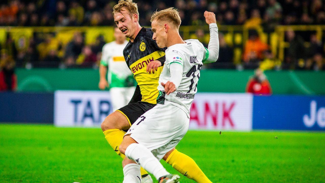 Oscar Wendt (Borussia Mönchengladbach) - Bildquelle: imago