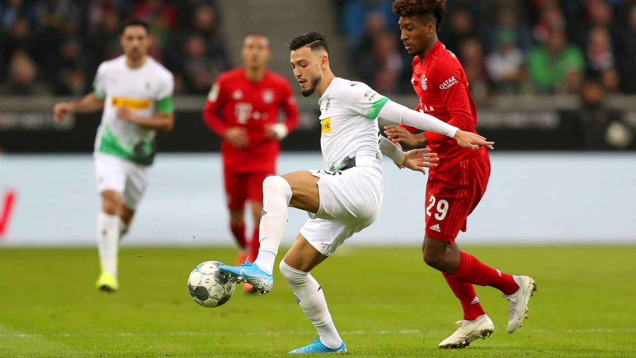 Ramy Bensebaini (Borussia Mönchengladbach) - Bildquelle: Getty Images