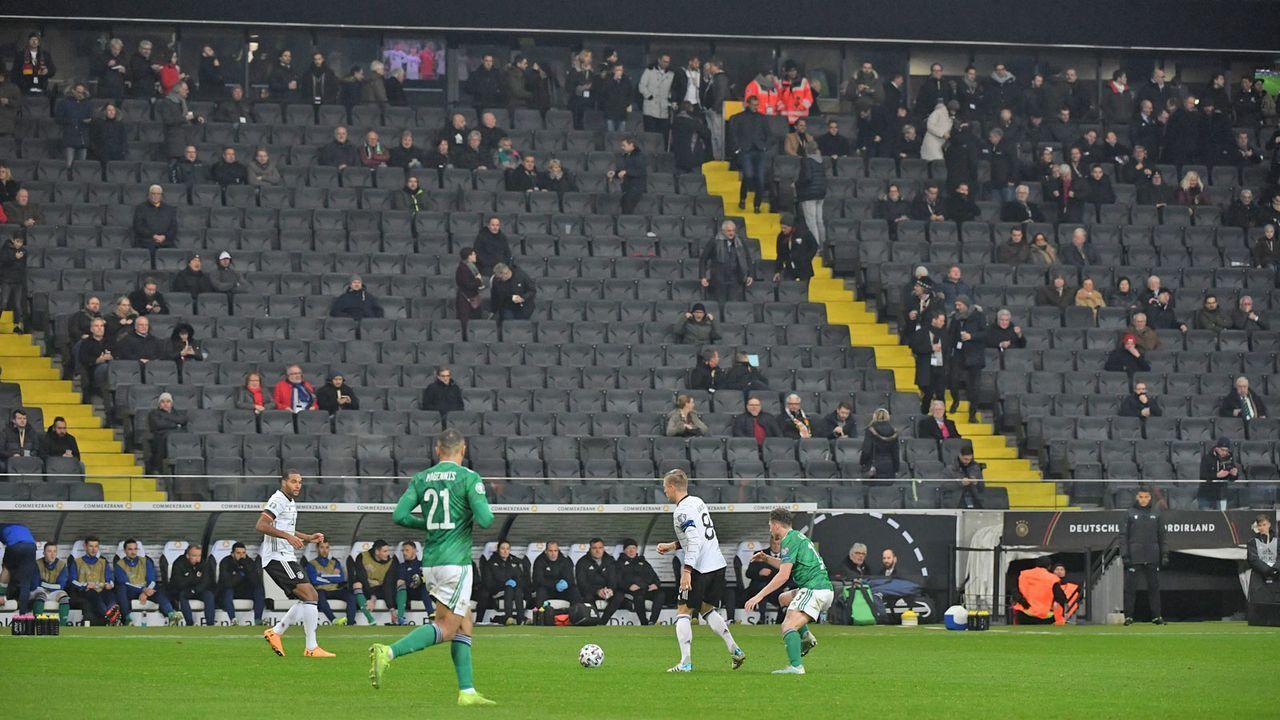Verlierer: Nationalmannschaft - Bildquelle: imago images/Team 2