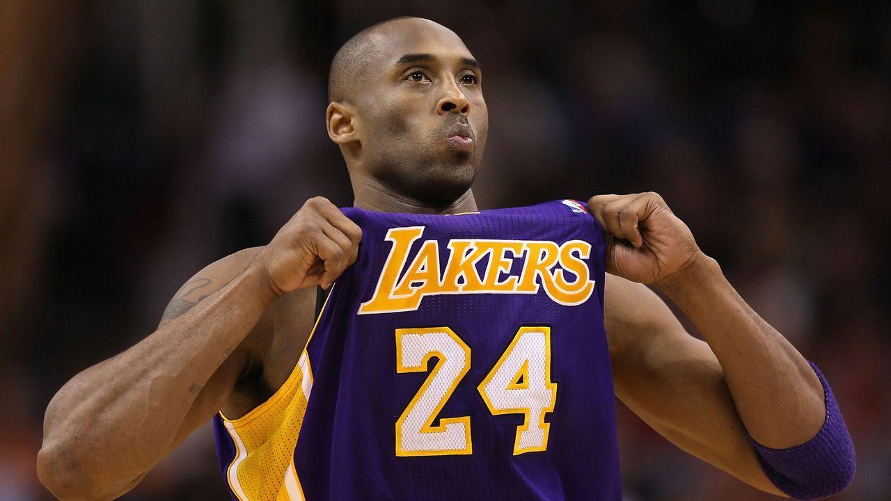 Kobe Bryant - Eine legendäre Karriere in Bildern - Bildquelle: Getty Images