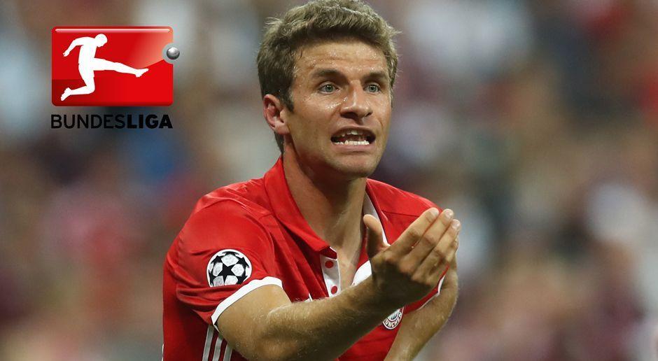 Platz 4: Bundesliga (Deutschland) - Bildquelle: 2016 Getty Images