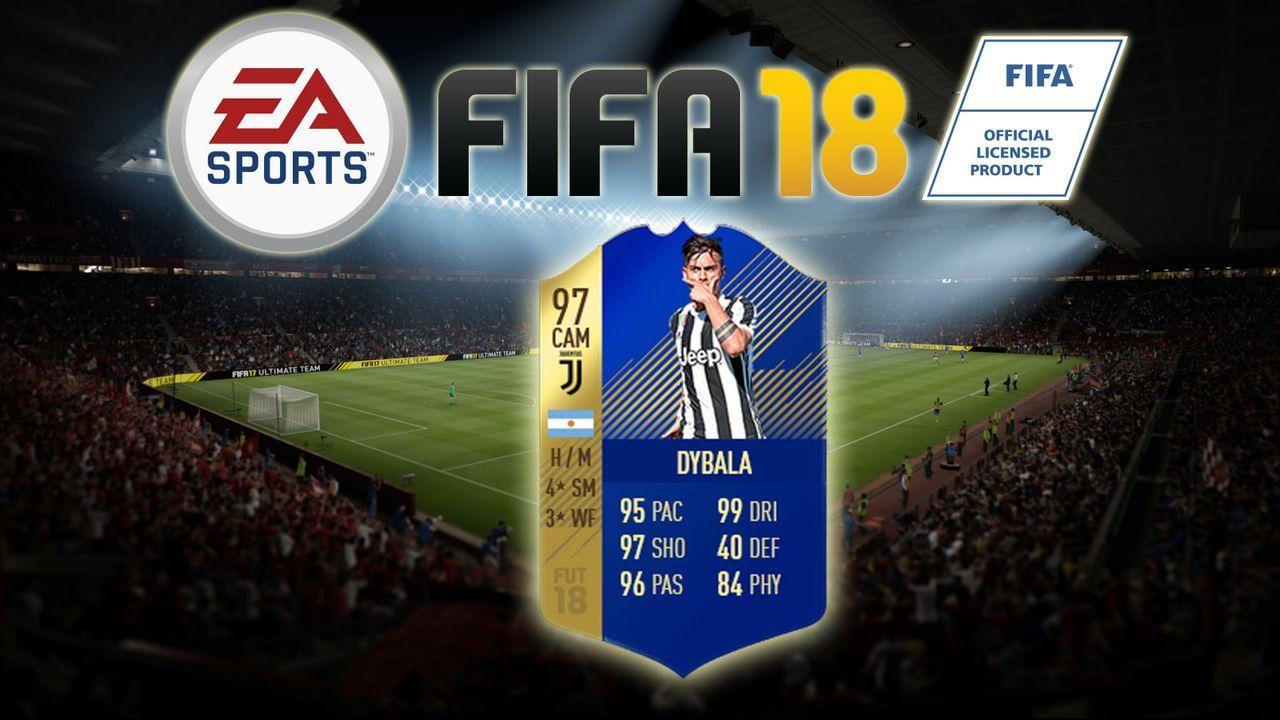 Paulo Dybala - Bildquelle: EA Sports