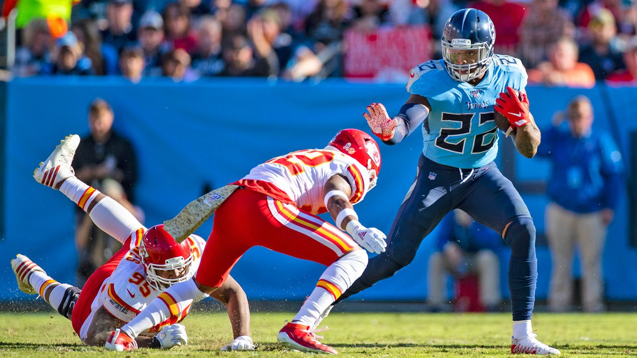 Running Back: Derrick Henry - Bildquelle: getty