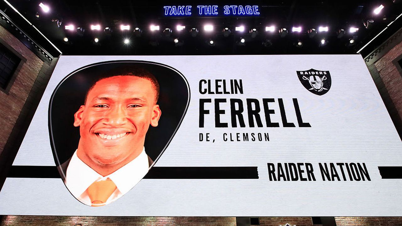 Die Draft Picks der Oakland Raiders (9) - Bildquelle: 2019 Getty Images