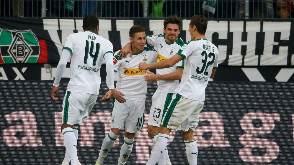 Die Borussia war das fairste Team der Bundesliga - Bildquelle: PIXATHLONPIXATHLONSID