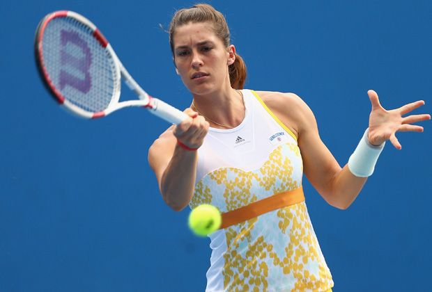 Andrea Petkovic (Weltrangliste: Nr. 28) - Bildquelle: Getty