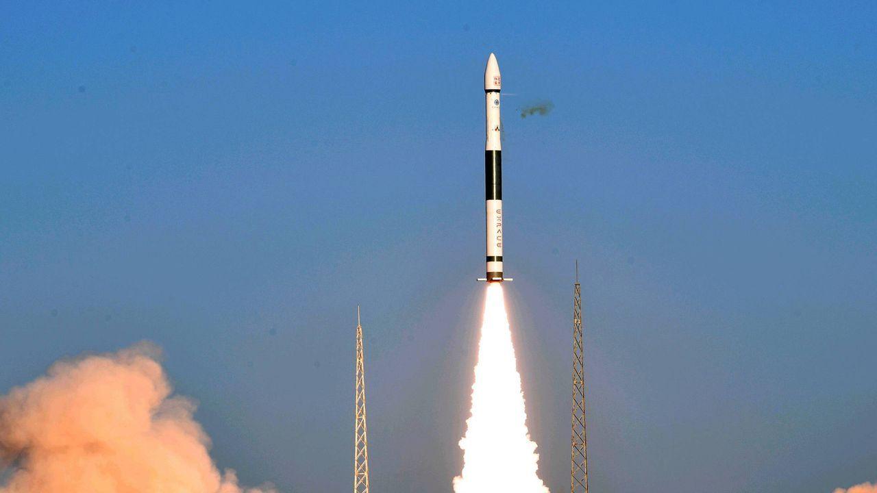 Raketenstart - Bildquelle: imago images/Xinhua