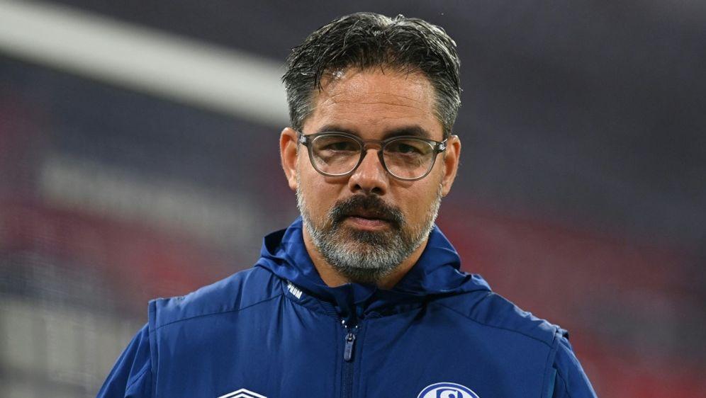 David Wagner hofft auf den Ligaverbleib von Schalke 04 - Bildquelle: AFPSIDCHRISTOF STACHE